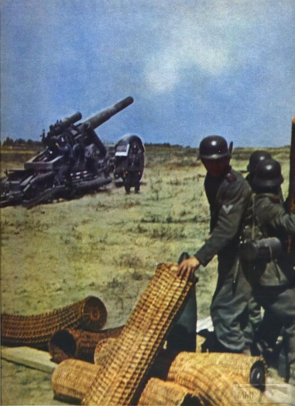 16785 - Военное фото 1941-1945 г.г. Восточный фронт.