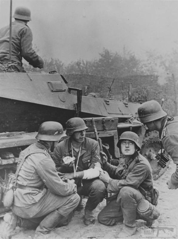 16786 - Военное фото 1941-1945 г.г. Восточный фронт.