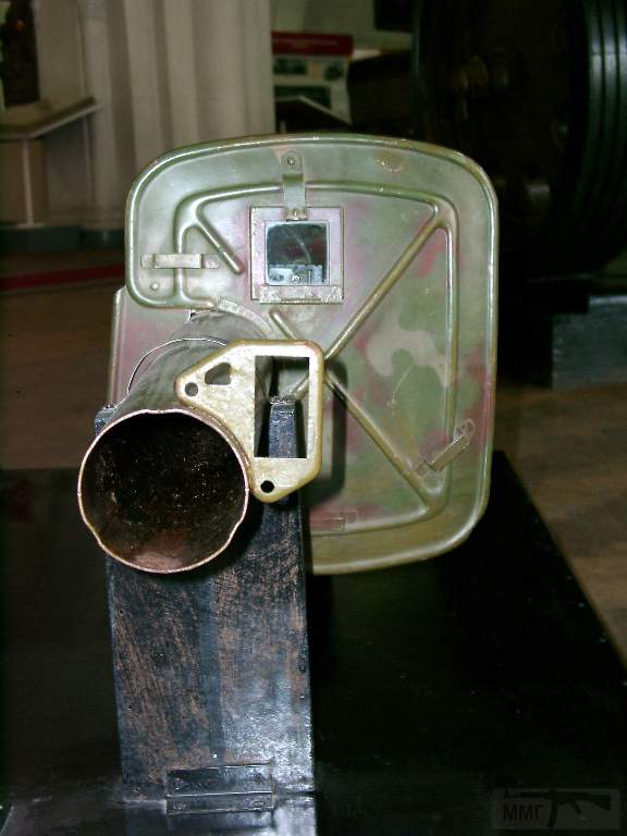 1681 - Реактивный противотанковый гранатомет RPzB.43 Ofenrohr Офенрор / RPzB.54 Panzerschreck Панцершрек