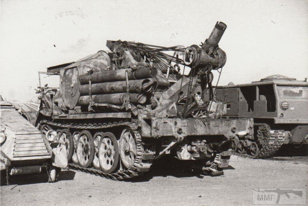16815 - Военное фото 1939-1945 г.г. Западный фронт и Африка.