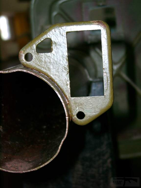 1682 - Реактивный противотанковый гранатомет RPzB.43 Ofenrohr Офенрор / RPzB.54 Panzerschreck Панцершрек
