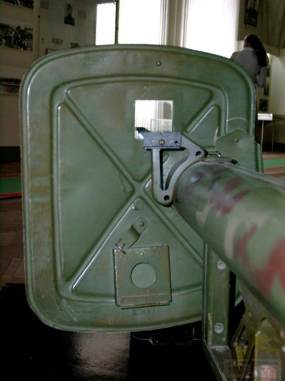 1684 - Реактивный противотанковый гранатомет RPzB.43 Ofenrohr Офенрор / RPzB.54 Panzerschreck Панцершрек