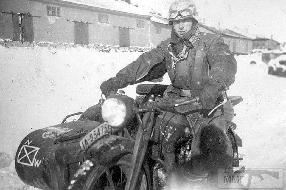 16845 - Военное фото 1941-1945 г.г. Восточный фронт.