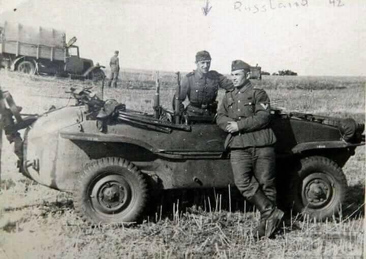16847 - Грузовые и спец.автомобили Третьего рейха