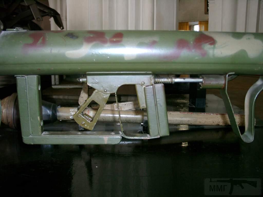 1686 - Реактивный противотанковый гранатомет RPzB.43 Ofenrohr Офенрор / RPzB.54 Panzerschreck Панцершрек