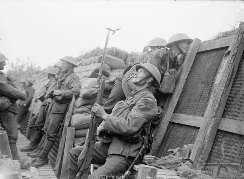 16902 - Военное фото. Западный фронт. 1914-1918г.г.