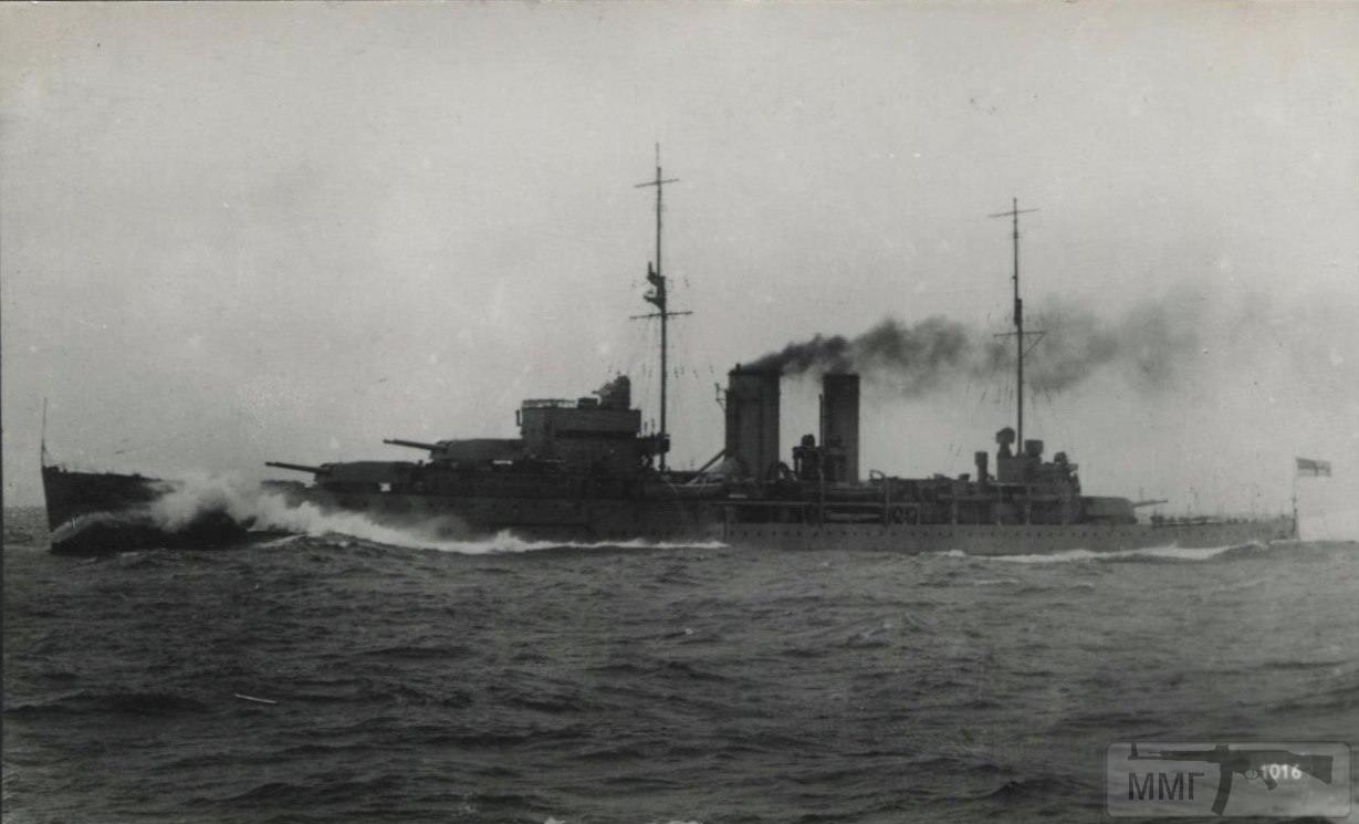 16909 - Броненосцы, дредноуты, линкоры и крейсера Британии