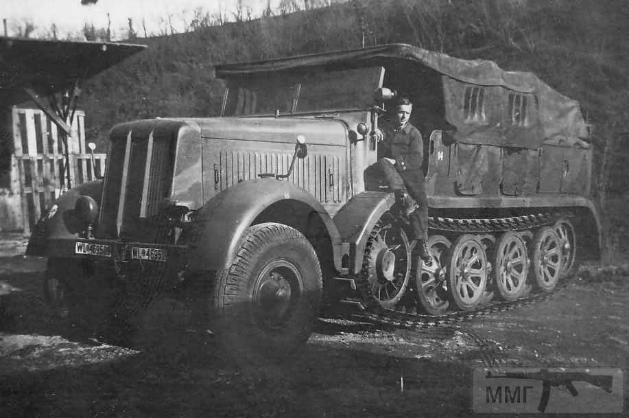 16911 - Грузовые и спец.автомобили Третьего рейха