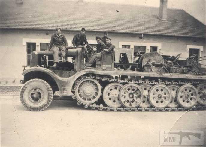 16915 - Грузовые и спец.автомобили Третьего рейха