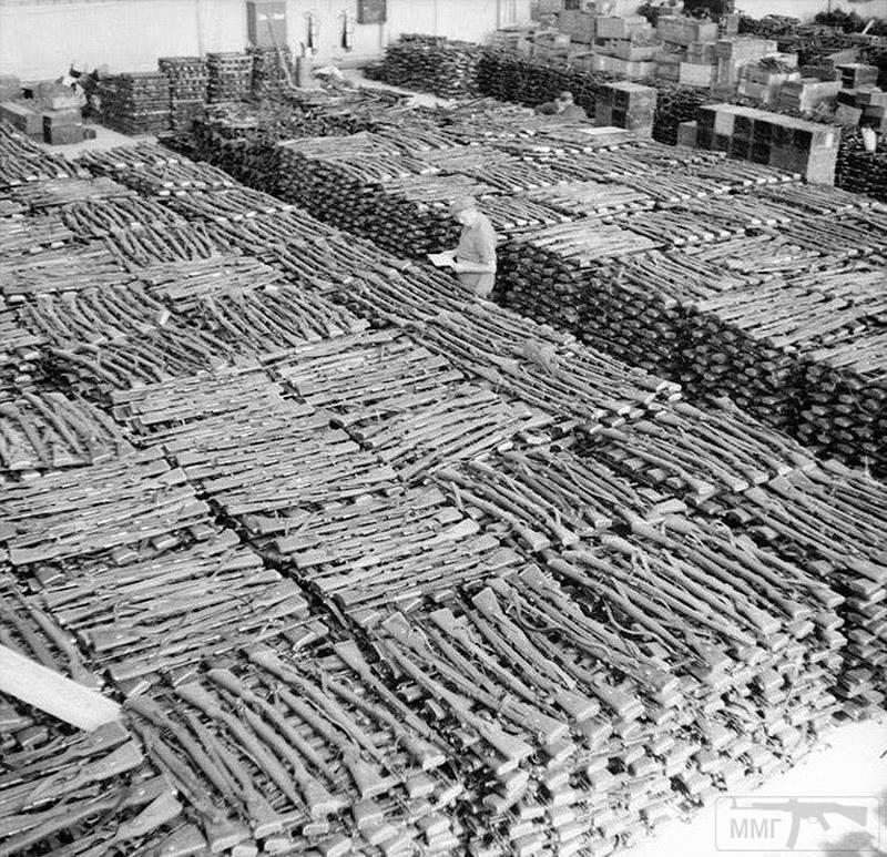 16925 - Военное фото 1939-1945 г.г. Западный фронт и Африка.