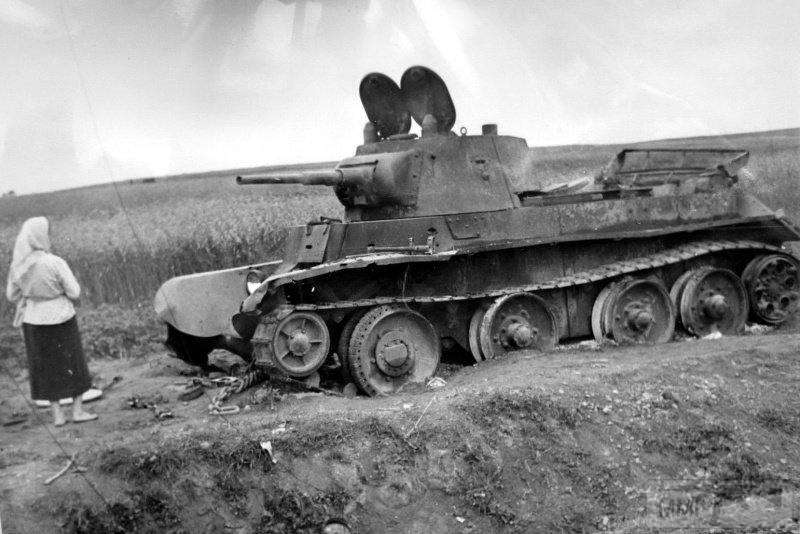 16928 - Лето 1941г,немецкие фото.