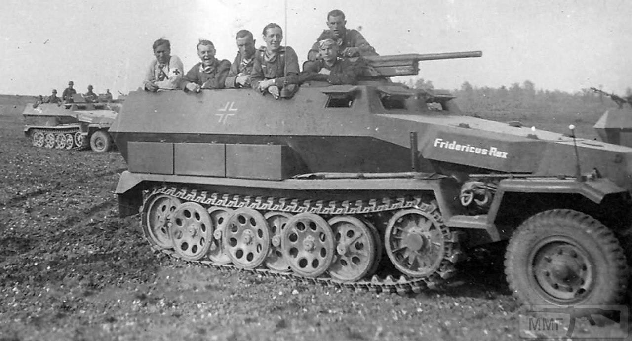 16950 - Военное фото 1941-1945 г.г. Восточный фронт.