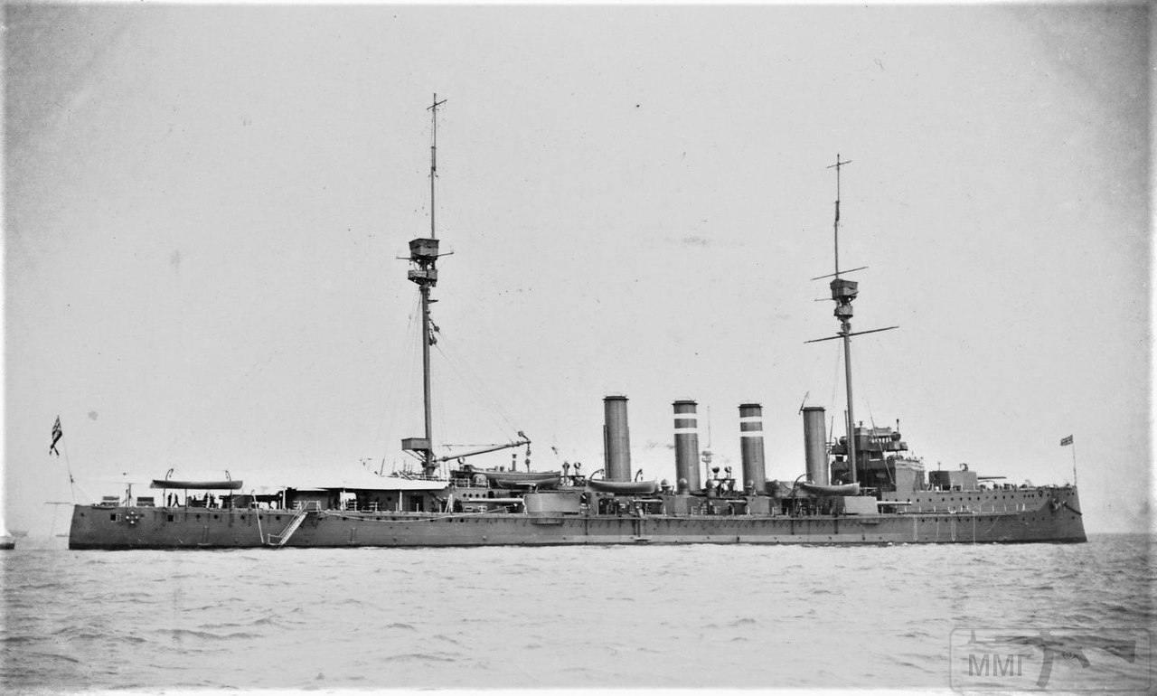 16954 - Броненосцы, дредноуты, линкоры и крейсера Британии