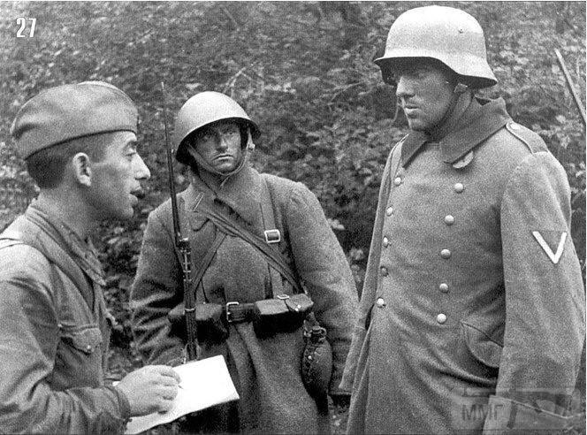 16965 - Военное фото 1941-1945 г.г. Восточный фронт.