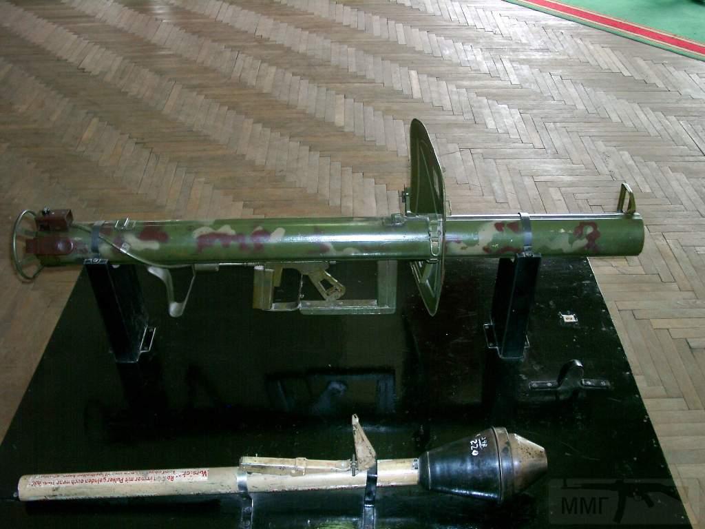 1698 - Реактивный противотанковый гранатомет RPzB.43 Ofenrohr Офенрор / RPzB.54 Panzerschreck Панцершрек