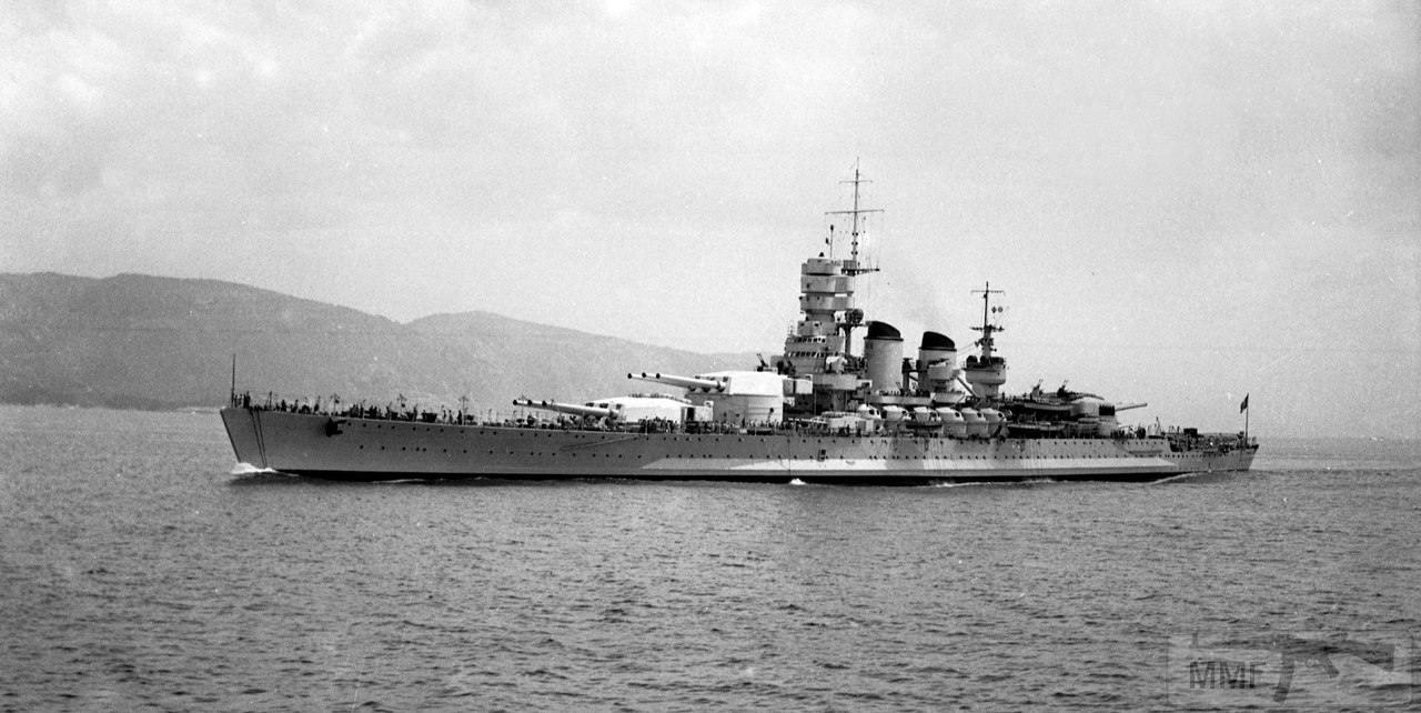 16999 - Regia Marina - Italian Battleships Littorio Class и другие...