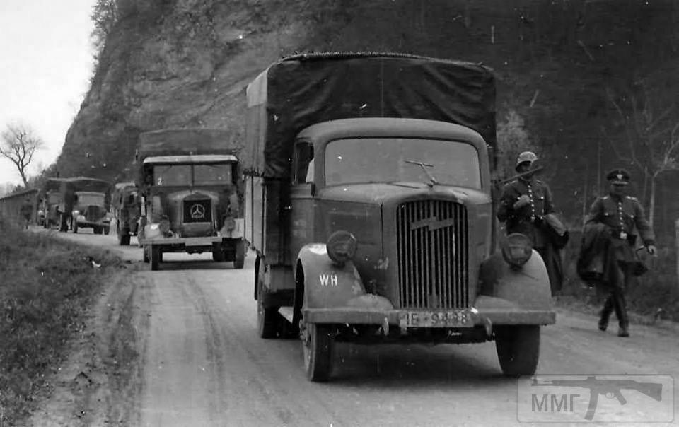 17004 - Грузовые и спец.автомобили Третьего рейха