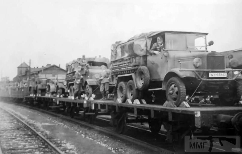 17006 - Грузовые и спец.автомобили Третьего рейха