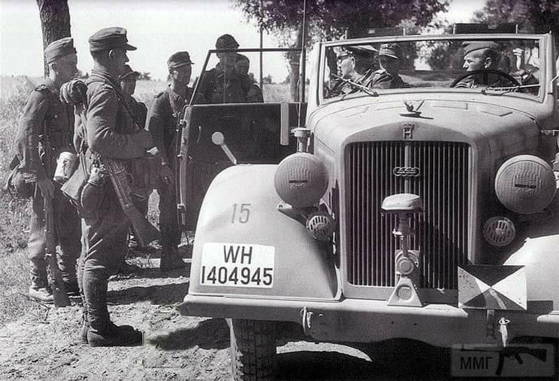 17008 - Легковые автомобили Третьего рейха