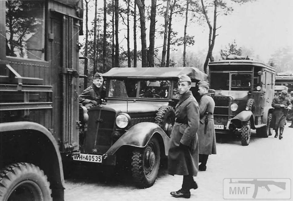 17009 - Легковые автомобили Третьего рейха
