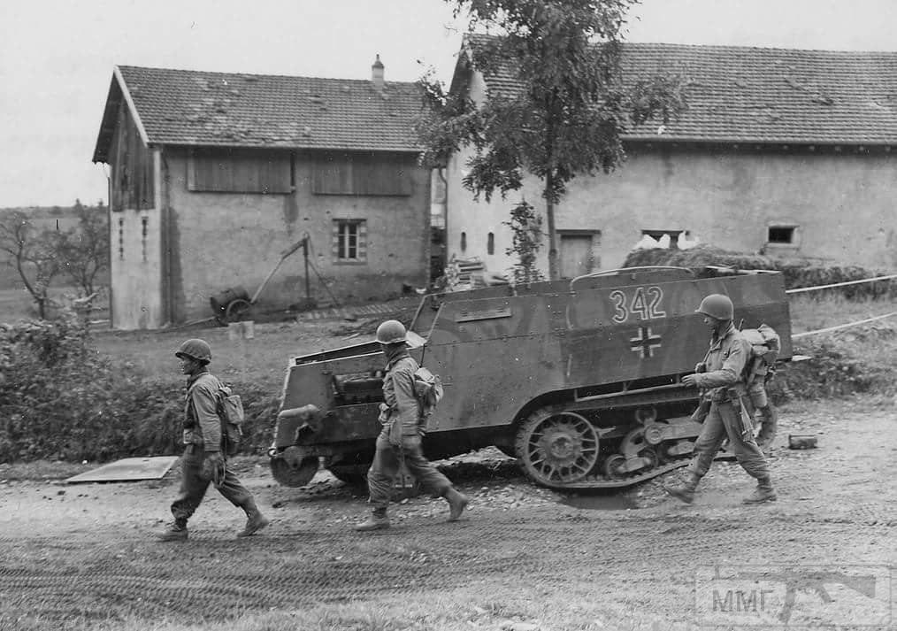 17017 - Военное фото 1939-1945 г.г. Западный фронт и Африка.