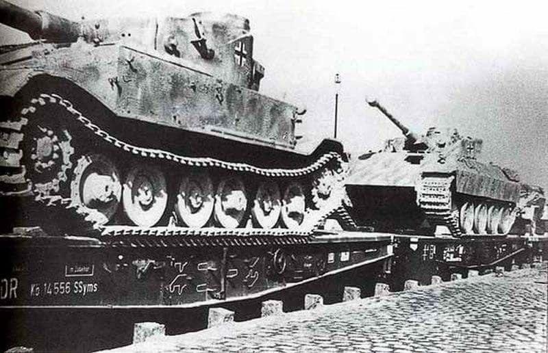 17018 - Achtung Panzer!