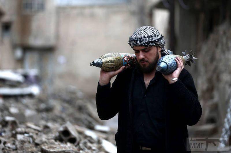 17039 - Сирия и события вокруг нее...