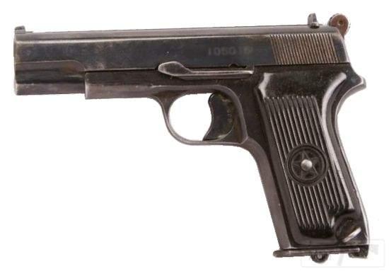 1705 - Пистолет ТТ (Тульский Токарева)