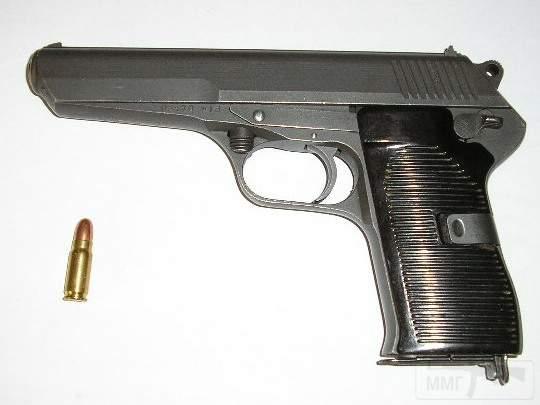 1706 - Пистолет ТТ (Тульский Токарева)