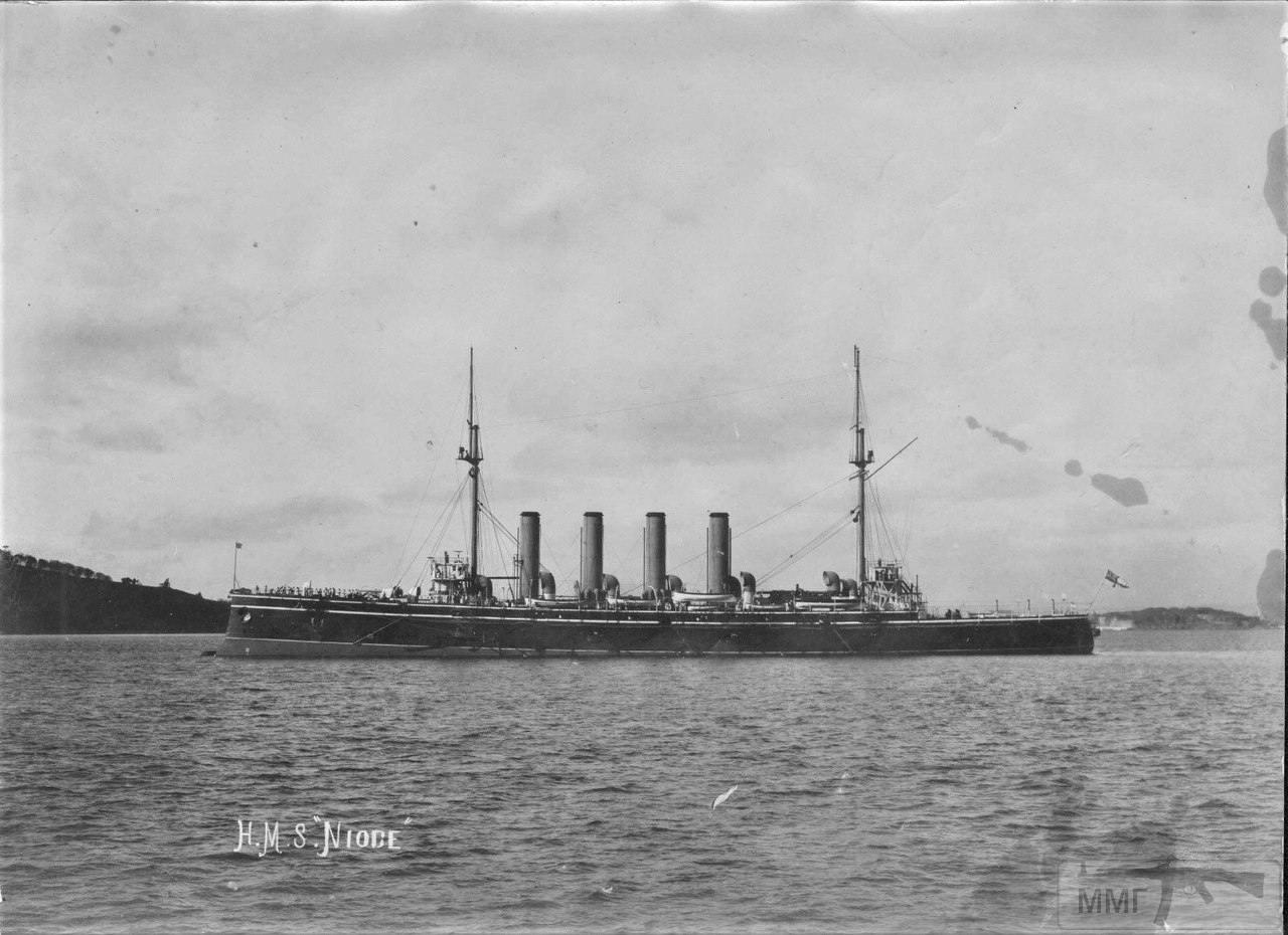 17064 - Броненосцы, дредноуты, линкоры и крейсера Британии
