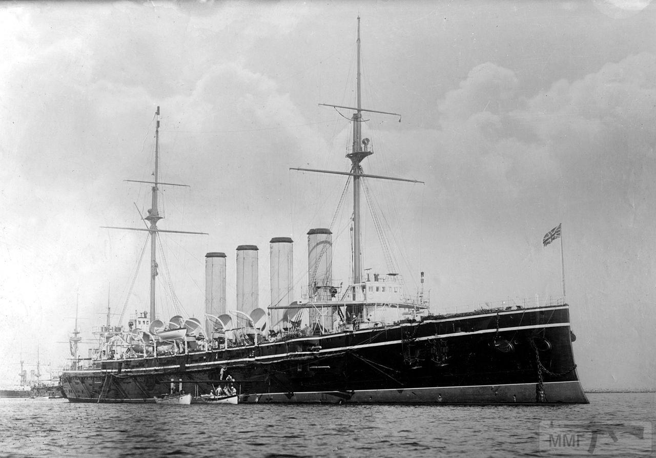 17065 - Броненосцы, дредноуты, линкоры и крейсера Британии