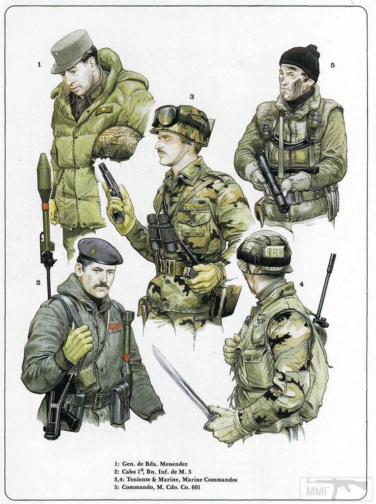 17067 - Фолклендская война