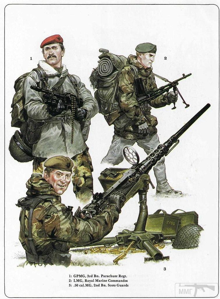 17070 - Фолклендская война