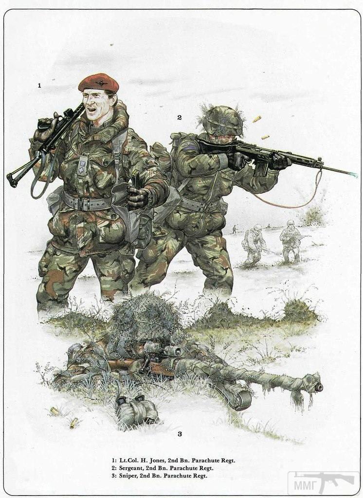 17071 - Фолклендская война