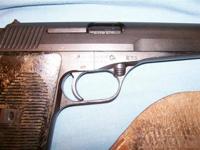 1708 - Пистолет ТТ (Тульский Токарева)