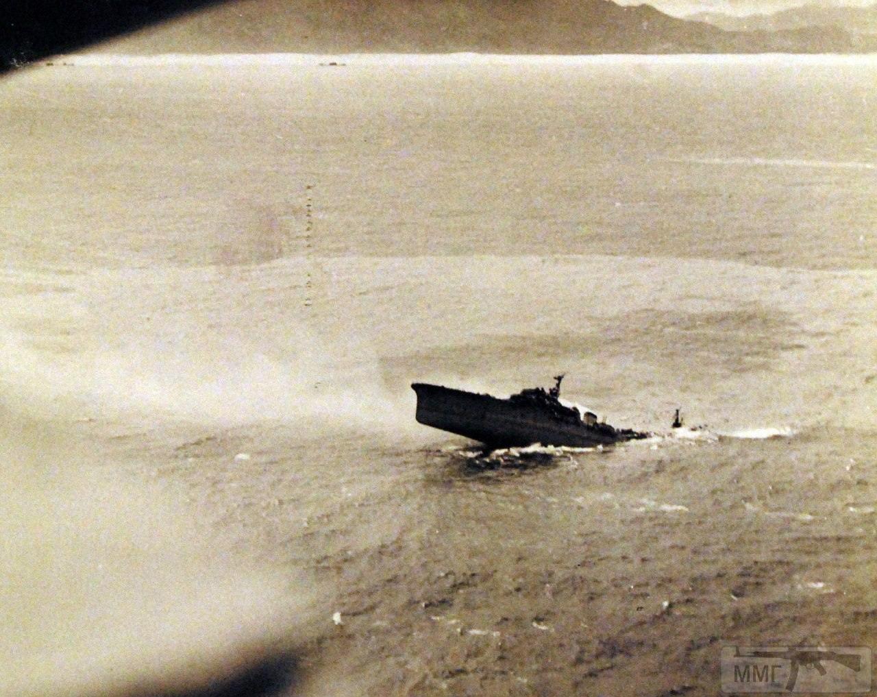 17107 - Военное фото 1941-1945 г.г. Тихий океан.