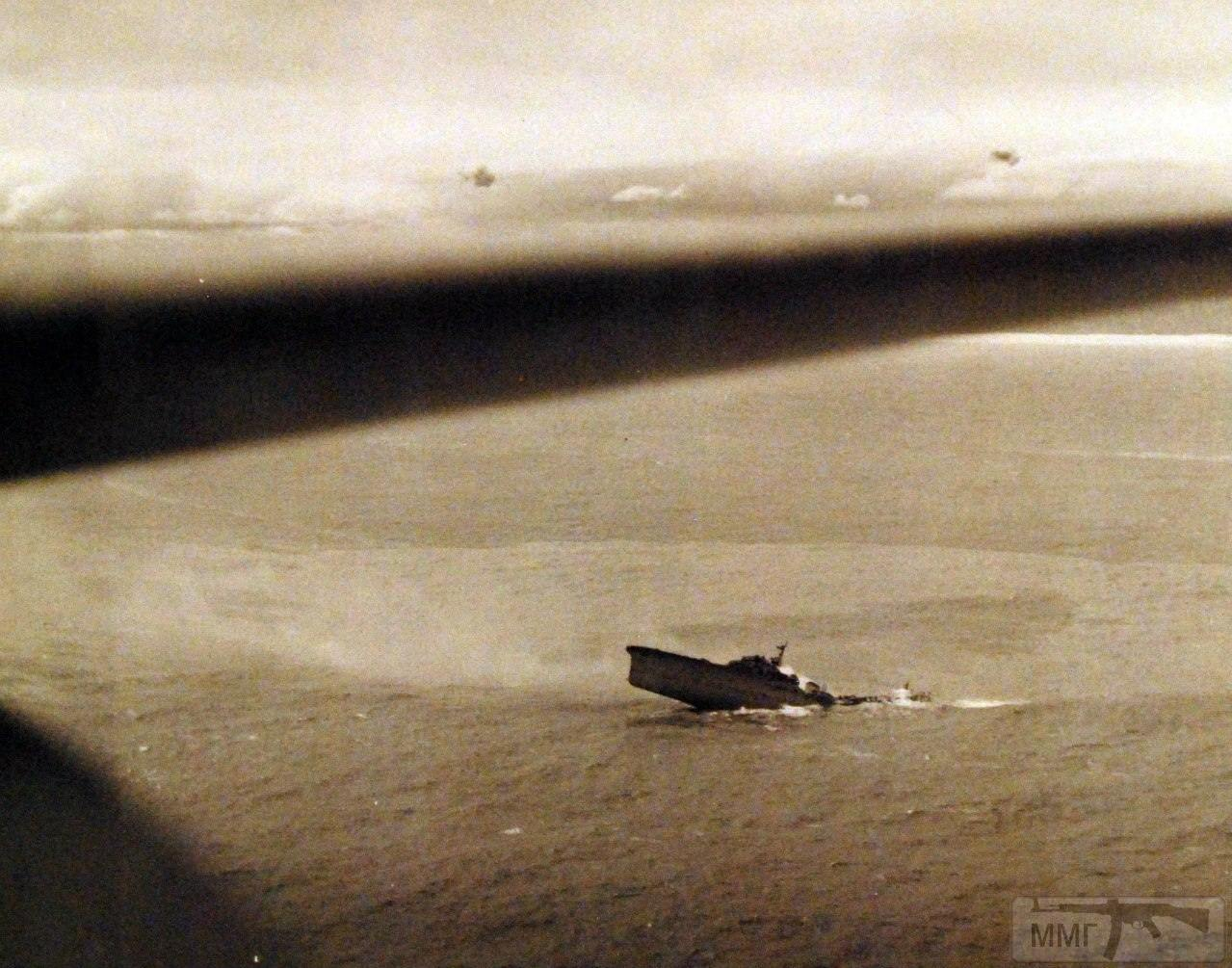 17108 - Военное фото 1941-1945 г.г. Тихий океан.