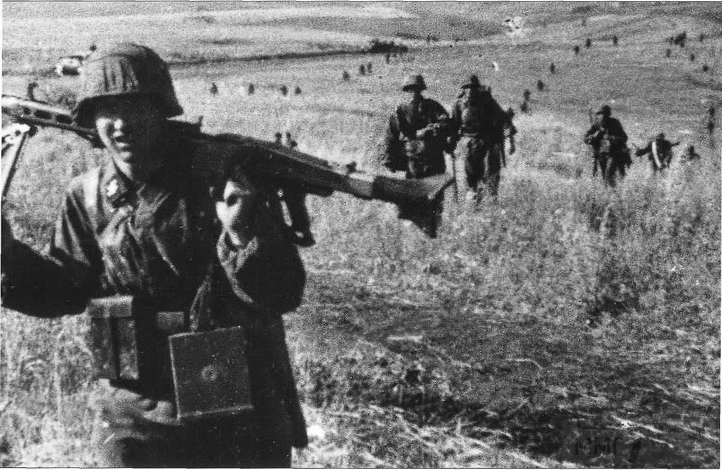 1714 - MG-42 Hitlersäge (Пила Гитлера) - история, послевоенные модификации, клейма...
