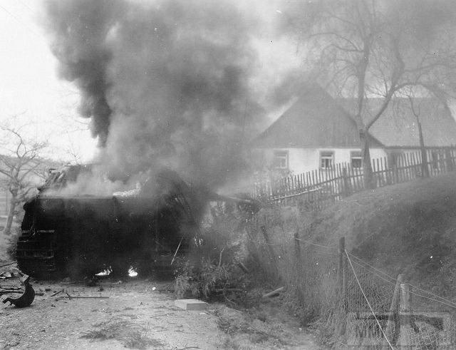 17170 - Военное фото 1941-1945 г.г. Восточный фронт.