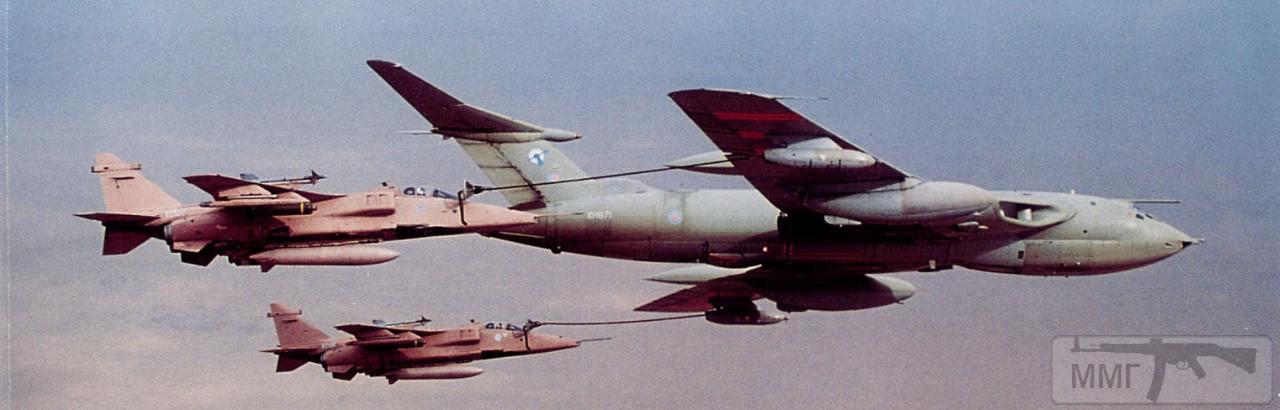 """17172 - Британские самолеты Jaguar GR-1A в операции """"Буря в пустыне"""" 1991 г."""