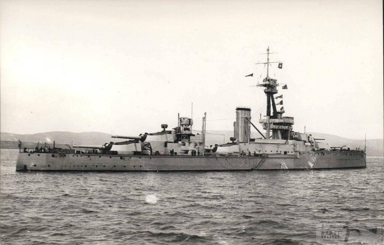 17220 - Броненосцы, дредноуты, линкоры и крейсера Британии