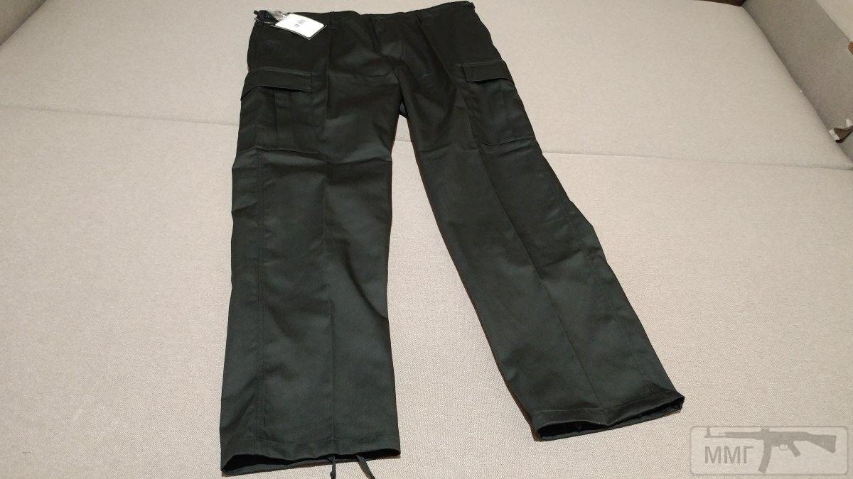 17223 - Тактические брюки USA BDU, черные. Новые.