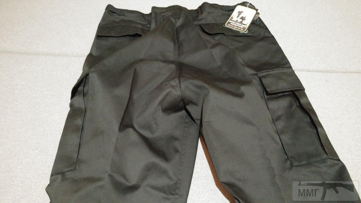 17225 - Тактические брюки USA BDU, черные. Новые.