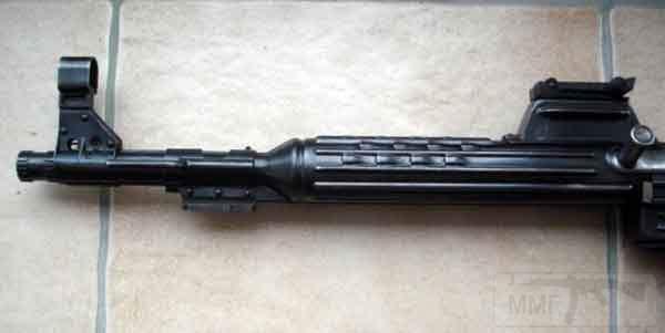 1724 - Sturmgewehr Haenel / Schmeisser MP 43MP 44 Stg.44 - прототипы, конструкция история