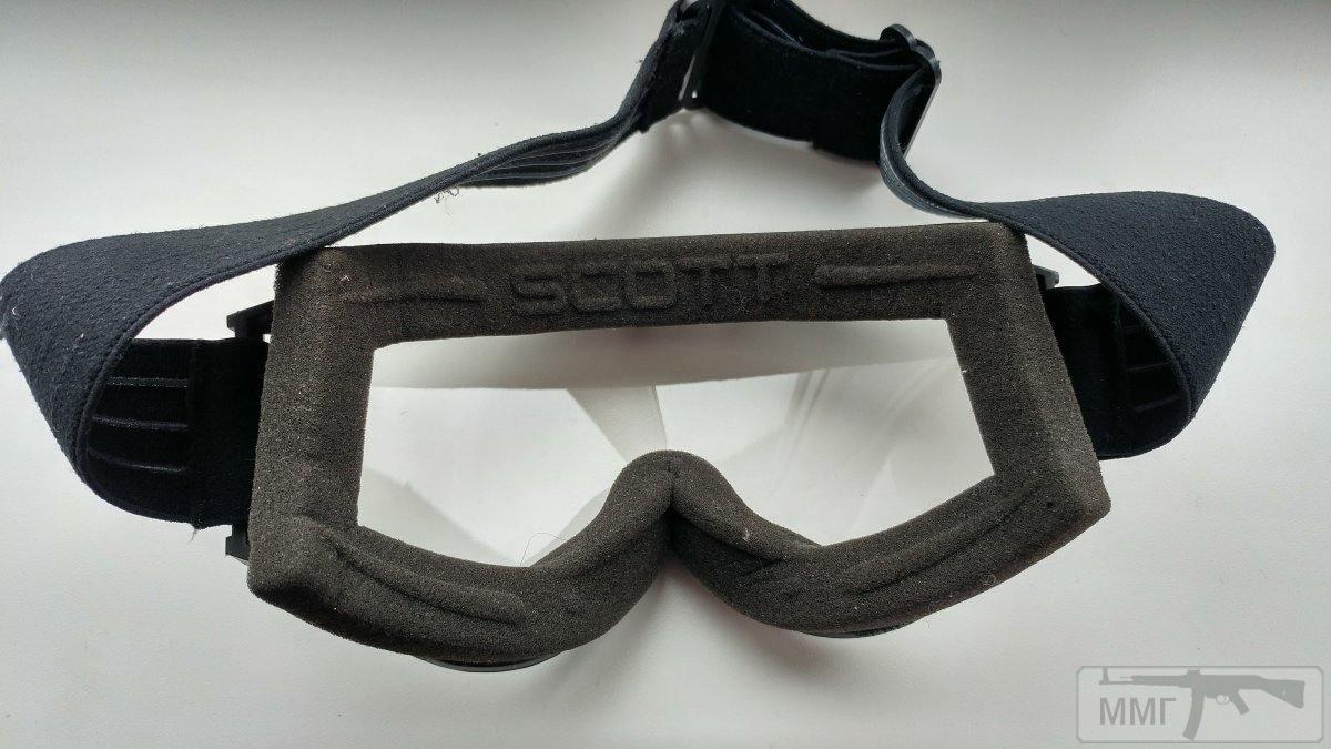 17242 - Защитные британские очки-маска Scott .