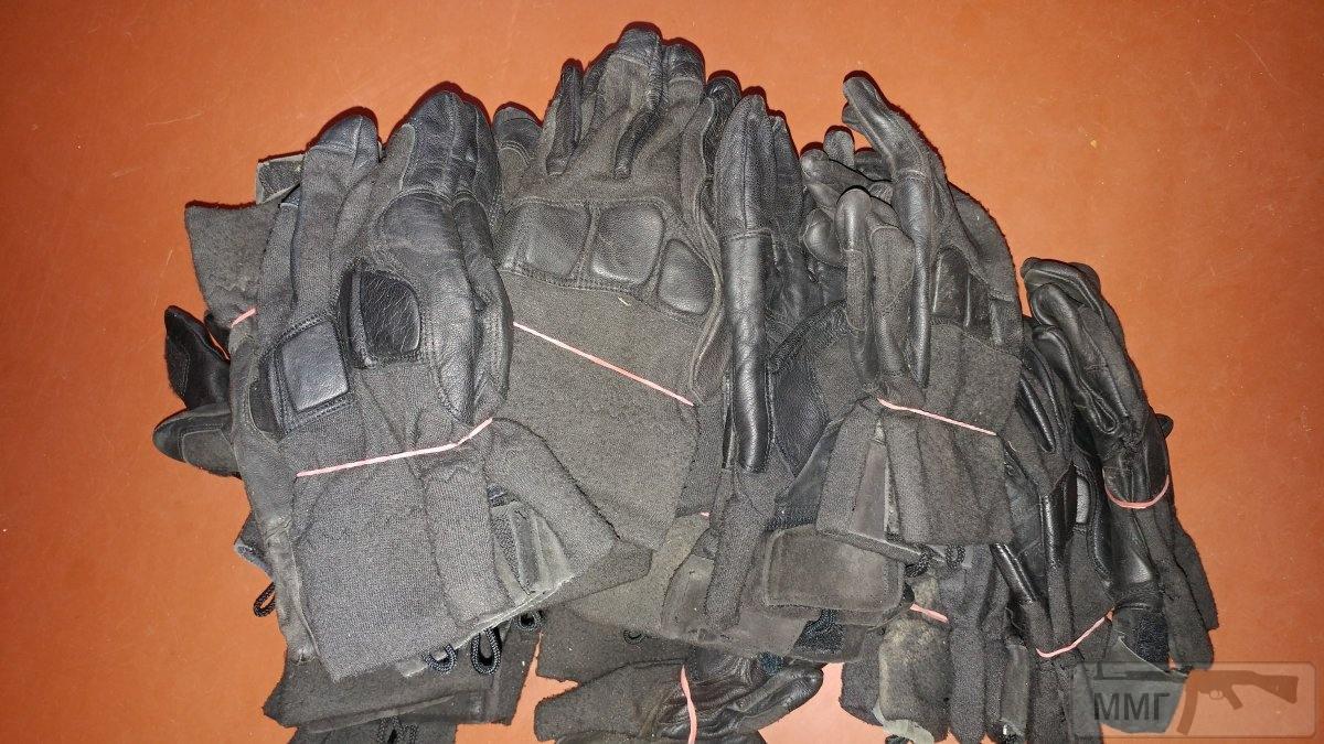 """17244 - Тактические кожаные перчатки Австрии """"Nomex"""""""