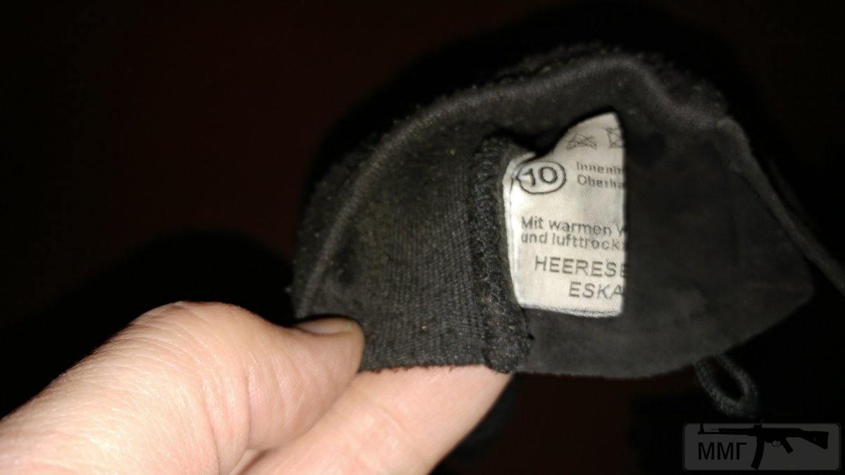 """17246 - Тактические кожаные перчатки Австрии """"Nomex"""""""