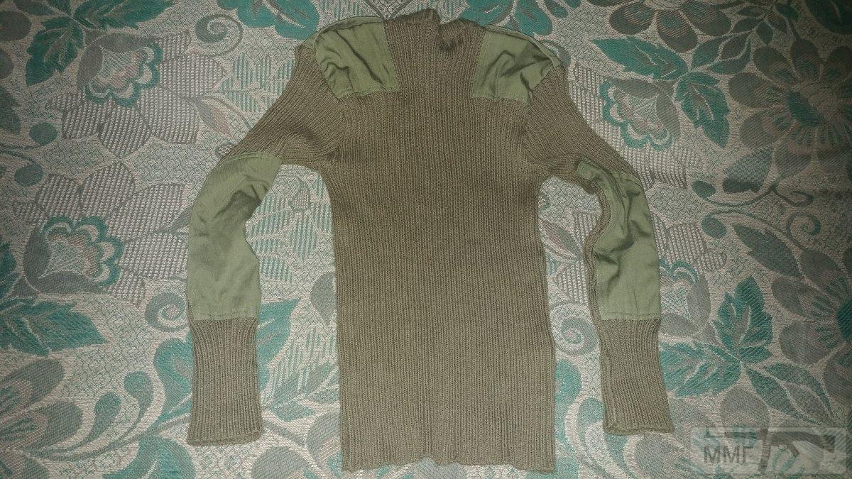 17258 - Шерстяной свитер олива . Британские ВС
