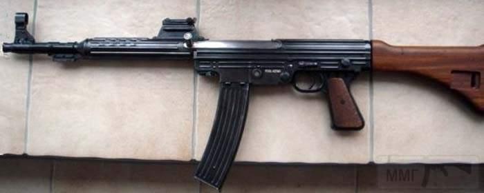 1726 - Sturmgewehr Haenel / Schmeisser MP 43MP 44 Stg.44 - прототипы, конструкция история