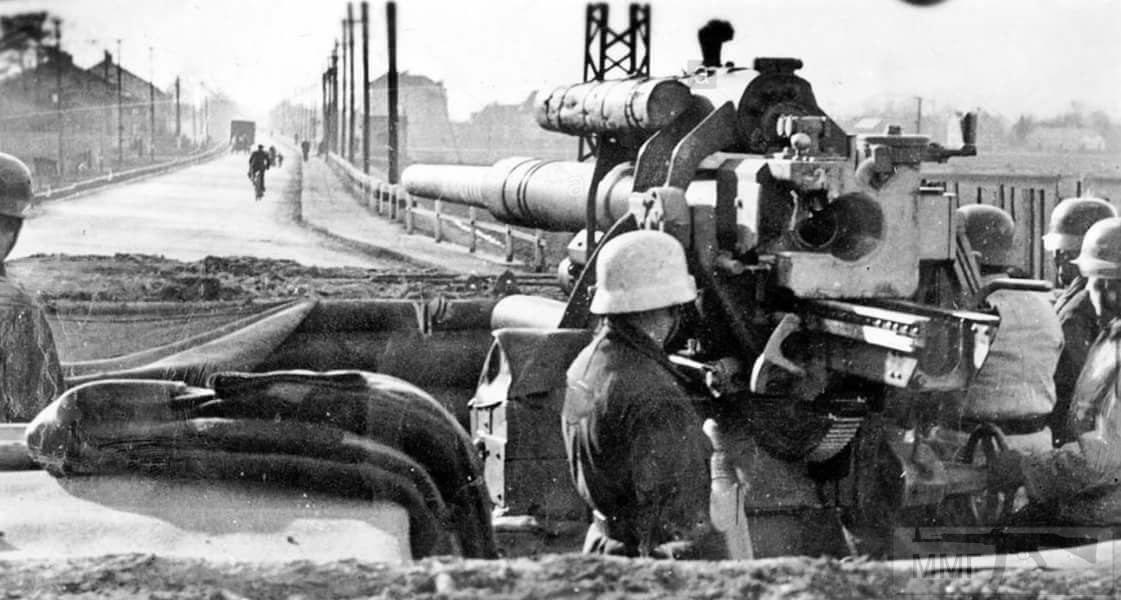 17262 - Военное фото 1941-1945 г.г. Восточный фронт.
